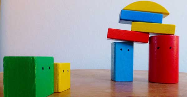 Story structure course [Photo: building blocks]
