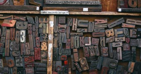 New magazines that want your work [Photo: wood block letters]