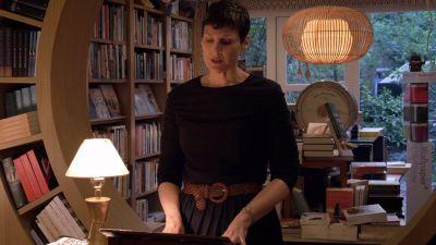 Kristen Langereis reading 'Flush'